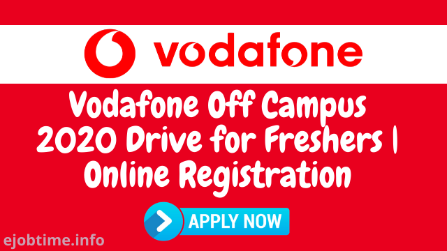 Vodafone Off Campus